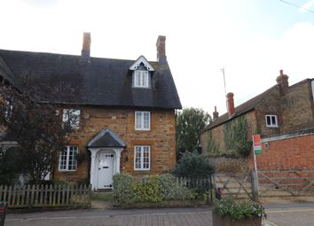Thumbnail 3 bed cottage to rent in Stocks Hill, Moulton