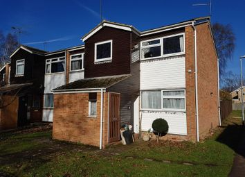 Thumbnail 2 bed maisonette for sale in Rickman Close, Woodley, Reading