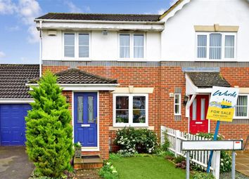 Thumbnail 3 bed semi-detached house for sale in Rayleigh Close, Allington, Maidstone, Kent