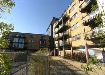 Thumbnail 1 bed flat to rent in Flatholm House, Prospect Place, Cardiff Bay.