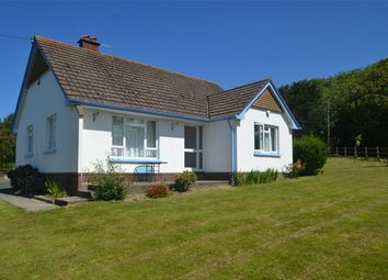 Thumbnail 3 bed detached bungalow to rent in Croyde, Braunton, Devon