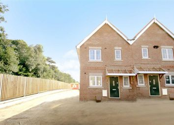 Thumbnail 2 bed terraced house for sale in Alberta Close, Liphook, Hampshire