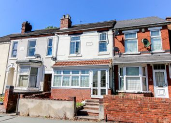 Thumbnail 3 bed terraced house for sale in Dunstall Road, Wolverhampton