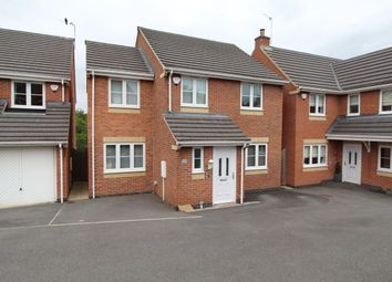 Thumbnail 4 bed detached house for sale in Parsonwood Paddock, Whitwick, Coalville