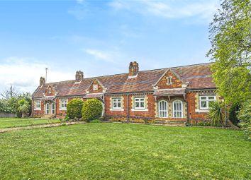 Thumbnail 5 bed detached house for sale in Almshouses, Summerhouse Lane, Aldenham, Watford