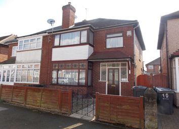 Thumbnail 3 bed property for sale in Winstanley Road, Stechford, Birmingham