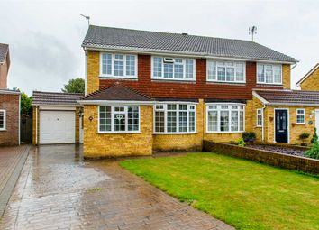 Thumbnail 4 bed semi-detached house for sale in Hamilton Crescent, Sittingbourne
