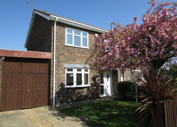 Thumbnail 3 bed semi-detached house to rent in Haveswater Close, Gunthorpe