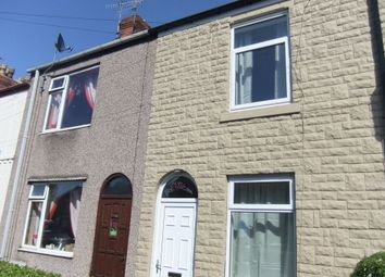 Thumbnail 3 bed terraced house to rent in Deby Road, Chesterfield