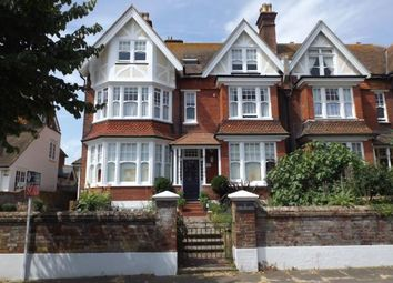 Thumbnail 3 bed flat for sale in Milnthorpe Road, Eastbourne, East Sussex