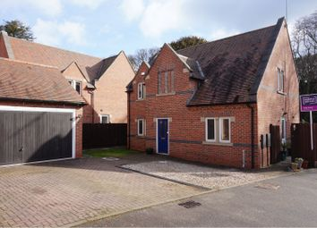 Thumbnail 4 bed detached house for sale in Home Farm Close, Kelham