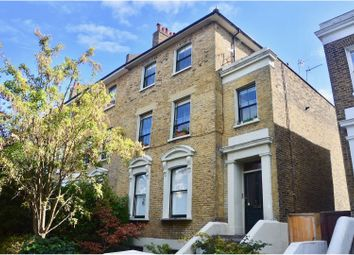 Thumbnail 2 bed flat for sale in Manor Avenue, London