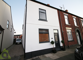 Thumbnail 3 bed flat for sale in Ground Floor Flat, Church Street, Westhoughton