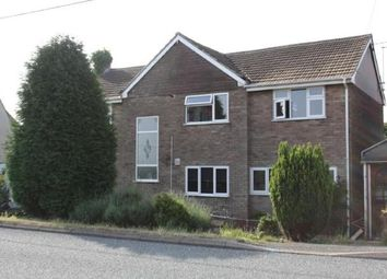 Thumbnail 4 bed detached house to rent in Ashby Road, No Mans Heath, Tamworth