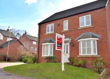 Thumbnail 4 bedroom detached house for sale in Barley Road, Edgbaston, Birmingham