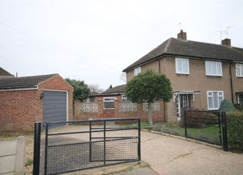 Thumbnail 3 bed semi-detached house for sale in Eton Avenue, Newark, Nottinghamshire.