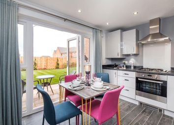 """Thumbnail 2 bed semi-detached house for sale in """"Roseberry"""" at Leigh Road, Wimborne"""