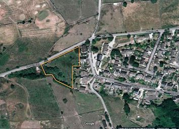 Thumbnail Land for sale in Appletree Road, New Mills, High Peak, Derbyshire