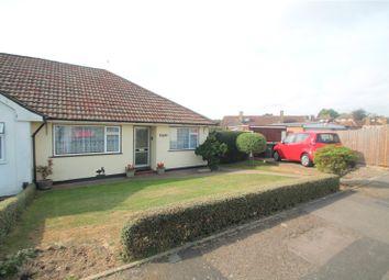 Thumbnail 2 bed semi-detached bungalow for sale in Hartfield Close, Tonbridge