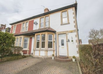 Thumbnail 3 bed semi-detached house for sale in Queens Road, Keynsham, Bristol