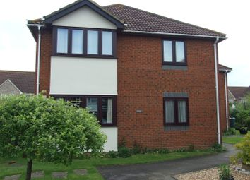 Thumbnail 2 bed block of flats to rent in 22 The Hawthorns, Cranfield, Beds