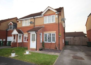 Thumbnail 2 bedroom semi-detached house for sale in Markington Place, Leeds