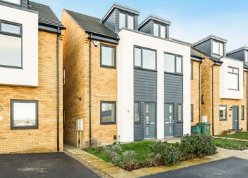 Thumbnail 3 bed town house to rent in Newdawn Place, Cheltenham