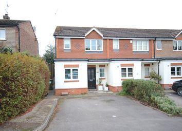 Thumbnail 3 bed end terrace house for sale in Derwent Drive, Maidenhead, Berkshire