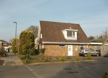 Thumbnail 4 bed detached house to rent in St. Catherines Road, Crawley