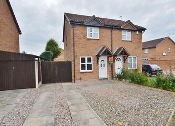 Thumbnail 2 bed semi-detached house to rent in Leybourne Crescent, Pendeford, Wolverhampton