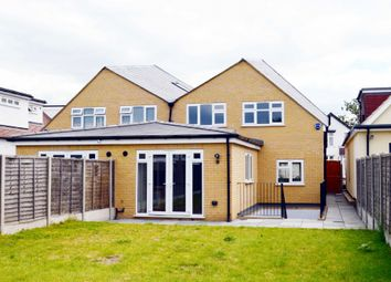 Thumbnail 5 bedroom semi-detached house for sale in Candover Road, Hornchurch