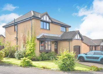Thumbnail 4 bed detached house for sale in Glen View Crescent, Gorebridge