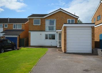 Thumbnail 4 bedroom detached house for sale in Heather Way, Countesthorpe, Leicester