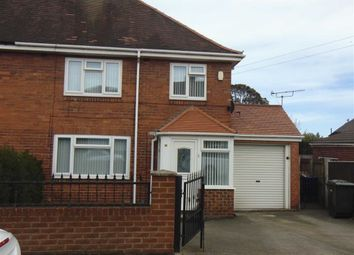 Thumbnail Semi-detached house for sale in Garthfield Crescent, Westerhope, Newcastle Upon Tyne