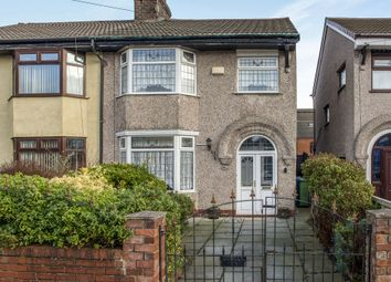 Thumbnail 3 bed semi-detached house for sale in Wavertree Nook Road, Wavertree, Liverpool