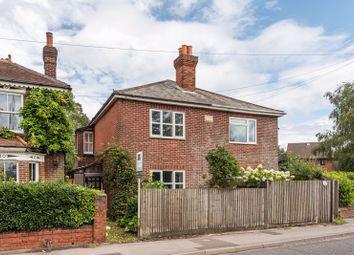 Thumbnail 3 bed semi-detached house for sale in Bridge Road, Swanwick, Southampton