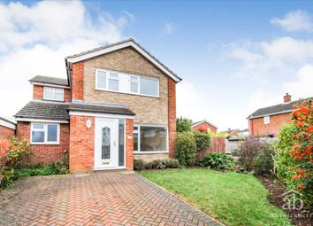 Thumbnail 4 bed detached house to rent in Kempton Road, Ipswich