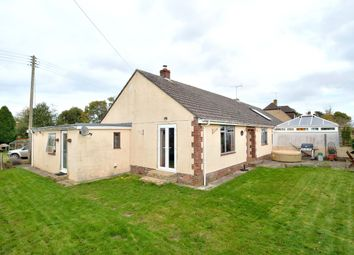 Thumbnail 3 bed semi-detached bungalow for sale in Roselawn, Gunville Road, Holwell, Sherborne, Dorset