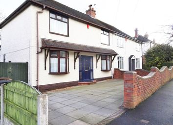 Thumbnail 3 bed semi-detached house to rent in Whitfield Avenue, Newcastle Under Lyme