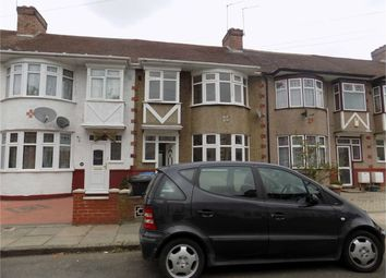 Thumbnail 3 bed terraced house for sale in Elms Court, Wembley, Middlesex