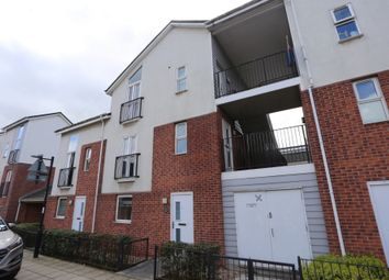 Thumbnail 1 bed flat for sale in Cresswell Road, Hanley