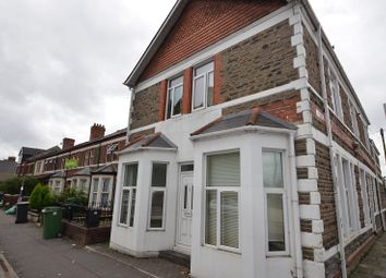Thumbnail 2 bedroom flat for sale in Allensbank Road, Cardiff