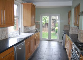 Thumbnail 3 bed semi-detached house to rent in Sandbanks Road, Parkstone, Poole
