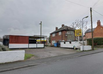 Thumbnail Land for sale in Stafford Street, Cannock, Staffordshire