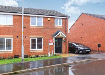 Thumbnail 3 bedroom semi-detached house for sale in Asheridge Close, Wednesfield, Wolverhampton