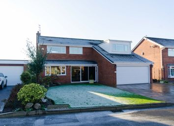 Thumbnail 4 bed detached house for sale in Clwyd Grove, West Derby, Liverpool