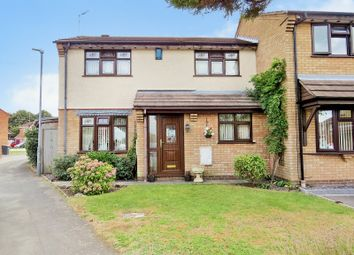 Thumbnail 4 bed semi-detached house for sale in Cheltenham Close, Bedworth