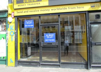 Thumbnail Retail premises to let in New Cross Road, London