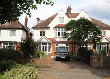 Thumbnail 5 bed semi-detached house for sale in Wellington Road, Enfield