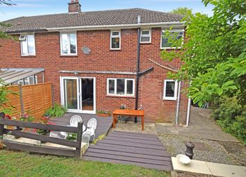 Thumbnail 3 bed semi-detached house for sale in Pond Close, Newbury